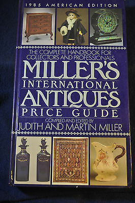 1985 Millers International Antiques Price Guide