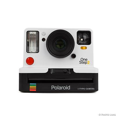 Polaroid Onestep 2 VF Camera White with Viewfinder Viewfinder Instant Camera