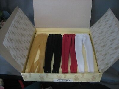 """TONNER ELLOWYNE 4 (four) PAIRS OF TIGHTS """"Must Have Tights"""" New In Box"""