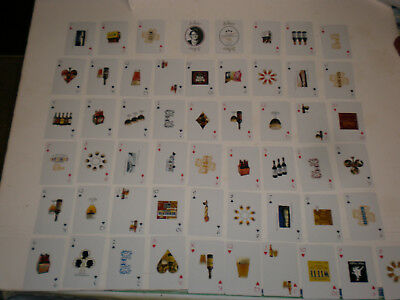 Brewery Ommegang Playing Cards  - 52 Plus 2 Jokers - All Cards Different!!!
