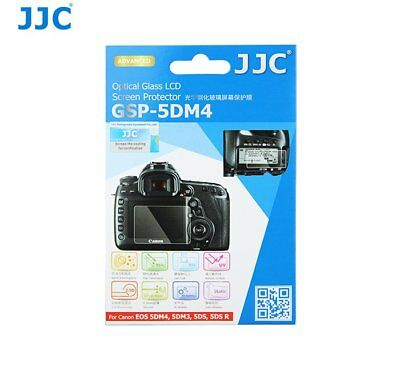 JJC GSP-5DM4 thin Glass Screen Protector for CANON EOS 5DM4 5DM3 5DS 5DS R _AU