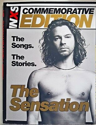 INXS, Commemorative Edition, The Songs, The Stories, The Sensation,    VG~P/B