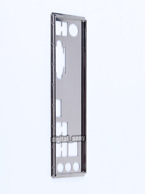 OEM I//O Shield For  backplate ASUS P8B75-M