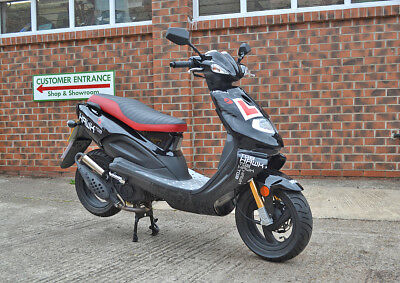 TGB HAWK 50, 49cc MOPED SCOOTER, 66 PLATE, QUALITY BIKE, (not Chinese rubbish)