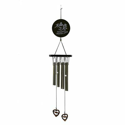 romantic gift Amazing Creative Antique Bronze wind bell Perfect decorate bedroom