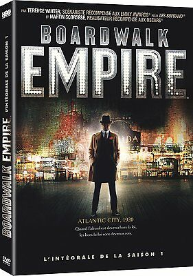 26899 // Boardwalk Empire  Saison 1 Coffret 5 Dvd  Neuf Sous Blister