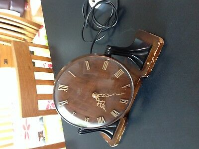 Smiths vintage sectric electric clock