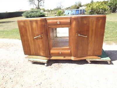 Buffet Art Deco Noyer