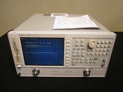 Agilent 8722ES 50 MHz to 40 GHz Vector Network Analyzer w/ Opt. 1D5 - CALIBRATED