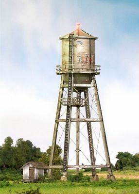 Woodland Scenics Rustic Water Tower - HO Scale, #BR5064