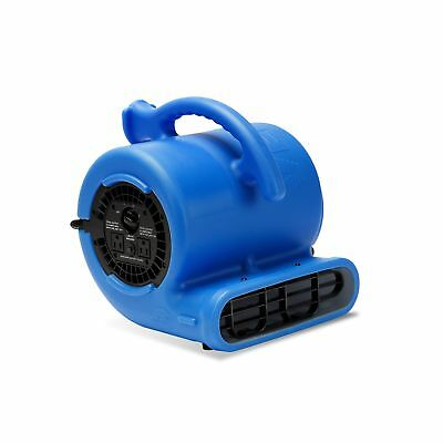 B-Air VP-25 1/4 HP 900 CFM Air Mover for Water Damage Restoration Carpet Drye...