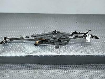 2007 VOLKSWAGEN SHARAN Front Wiper Mechanism Motor Assembly Linkage #14