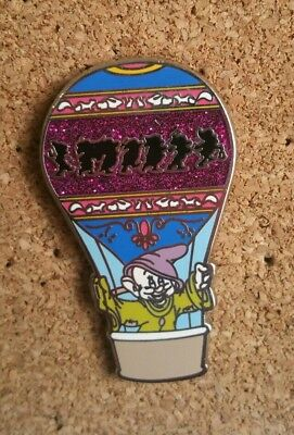 Disney Pin Dopey Hot Air Balloon Adventure Is Out There Mystery Set Snow White