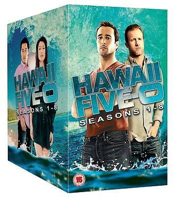 Hawaii Five-0: Seasons 1-8 (Box Set) [DVD]