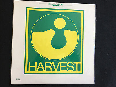 Harvest-sampler-mega rare lp-Promo import(Pink Floyd/Kate Bush)- EMI 1978-sealed
