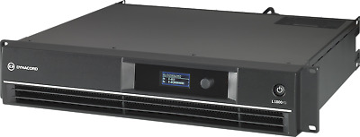 Dynacord L1800Fd-Au Power Amp