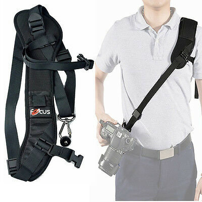 Shoulder Strap Belt Focus Rapid F-1 Holder DSL Quick Camera SLR