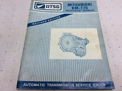 Atsg automatic transmission service group 2015 transmissions atsg automatic transmission service group mitsubishi km 175 repair manual guide fandeluxe Gallery