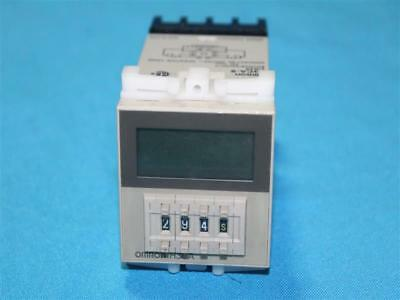 Omron H3CA-8 H3CA8 Timer w/ Socket AS IS