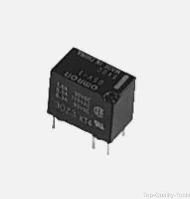 Omron Electronic Components, G5V-1 12DC, Relais, Pcb , Spdt ,12VDC ,1A