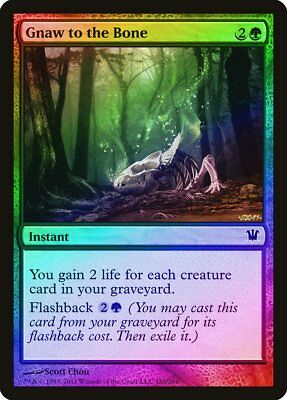 Typhoid Rats FOIL Fate Reforged NM-M Black Common MAGIC GATHERING CARD ABUGames