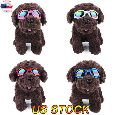 Hot Dogs Sunglasses UV Protection Eyes Pets Glasses Goggles Doggles Wear Fashion