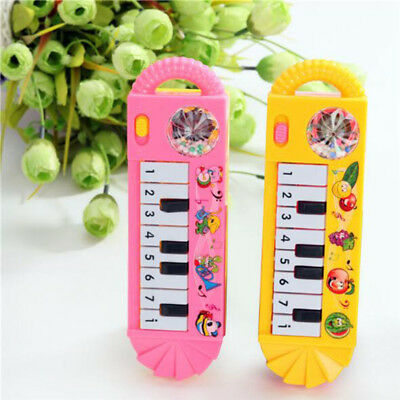 Kids Baby Infant Toddler Musical Piano Developmental Early Educational Game Toys