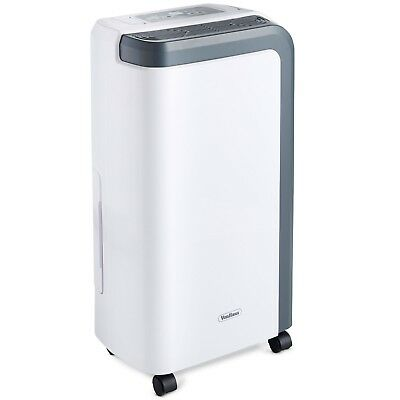 VonHaus 12L Dehumidifier for Mould / Moisture Extraction - Air Purifier