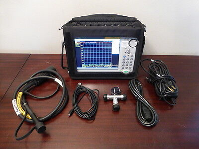 Anritsu S412E LMR Master, Antenna/Cable/Spectrum/Modulation Analyzer - LOADED!