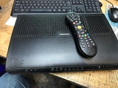 Samsung Virgin Media TIVO Box SMT-C7100 With Remote & Power 500GB And Hub 3.0