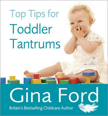 Top Tips for Toddler Tantrums | Gina Ford