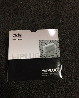 HeliPLUG Absorbable Collagen Wound Dressing
