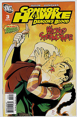 Conner Hawke Dragon's Blood #3 From The Pages Of Green Arrow Shado