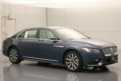 Lincoln Continental PREMIERE INTELLIGENT AWD 3.7 V6 SYNC 3 MSRP $48085 LINCOLN SOFT TOUCH SEATS LINCOLN CONNECT 4G MODEM WITH WIFI CAPABILITY SYNC 3