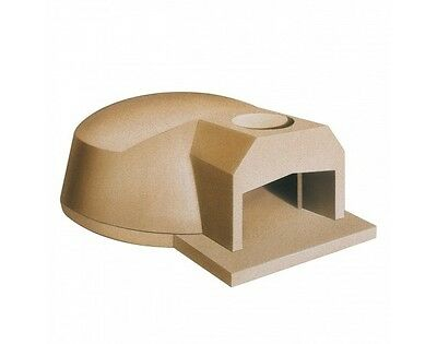 Amalfi Precast Refractory Dome Pizza Oven For Indoor & Outdoor Use