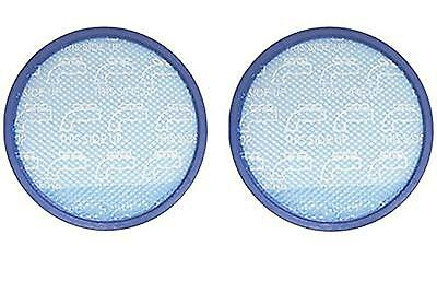 (2-PACK) Hoover Windtunnel vacuum primary Washable  Filter # 304087001, Blue,