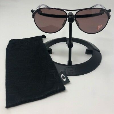 13508367bf597 Authentic Oakley Feedback Purple Pilot Frame w  Polarized Rose Lenses OO4079 -10