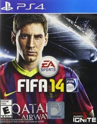 Fifa 14 - Football Soccer EA Sports Ignite World Cup Sony PS4 NEW SFC