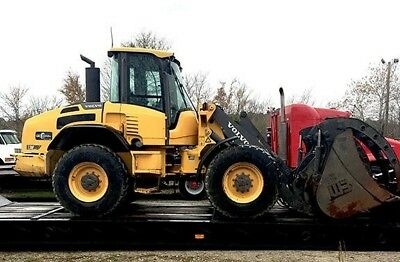 2011 Volvo L50 Wheel Loader - used, very nice machine.