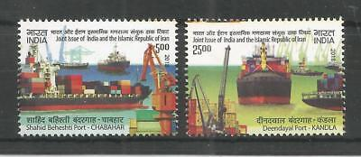 India 2018 Shipping Um/M Nh Lot 9073A