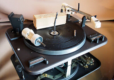 Garrard Lab Series II Turntable Phonograph Changer, 33 45 78 rpm SOLD AS IS