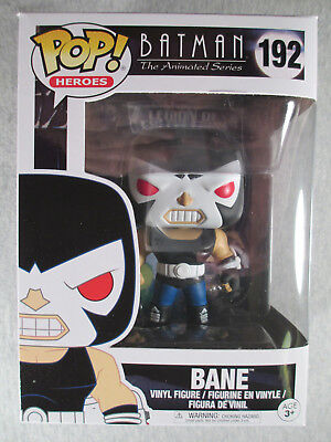 Bane #192 - Funko POP! Vinyl Figure - Heroes : Batman Animated Series