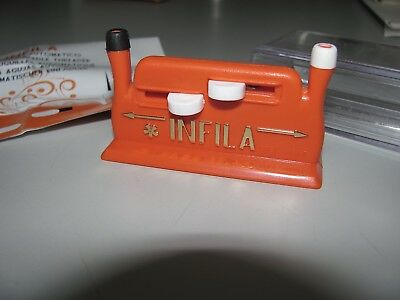 Infila Automatic Needle Threader New With Instructions A Must For The Craft Box