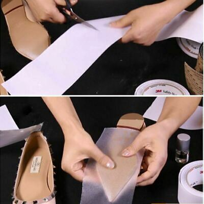 Sole Protector Anti-Slip High Heel Protection Clear Film Shield Sole Sticker
