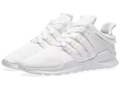 f81a3b72f Adidas Eqt Support Advance Triple White Mens Shoes Us11.5 Deadstock New