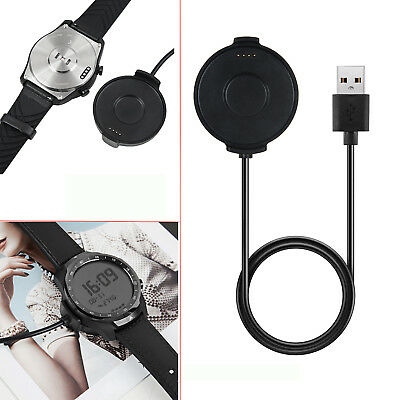USB Charger Charging Cradle Dock Holder Cable For TicWatch Pro Bluetooth Watch