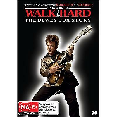Walk Hard: The Dewey Cox Story (DVD, 2018) (Region 4) New Release