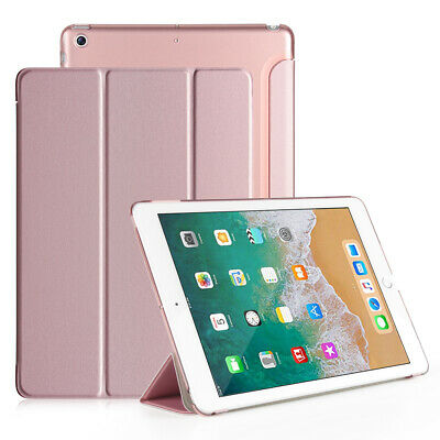 New Smart Case Cover Stand Magnetic Slim Leather For Apple iPad Air 1st Gen