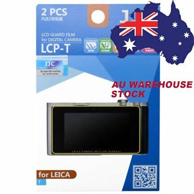JJC LCP-T LCD Film Camera Screen Display Protector for LEICA T Series _AU
