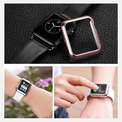 Apple Watch Series 3 Case - Shock Proof Armor, Protective Cover in Silicon